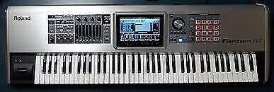 Workstation, Roland Fantom G7