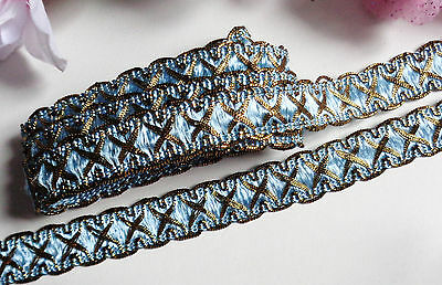 Crossover Braid Sold By The Yard-select color