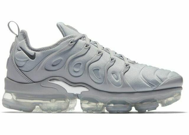Size 8 - Nike Air VaporMax Plus Wolf Grey 2018 - 924453-005