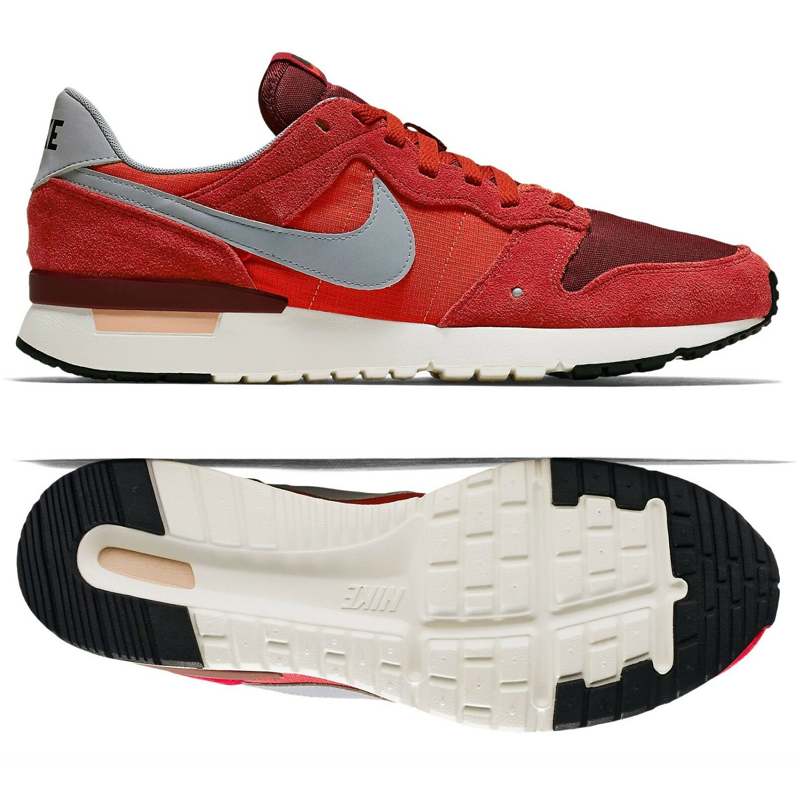 Nike Archive Grey/Cinnabar/Team '83.M 747245-601 Game Red/Wolf Grey/Cinnabar/Team Archive Red Men's Shoes 2c43b8