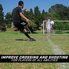 GoSports Soccer Xtraman Dummy Defender Training Mannequin Practice Kicks