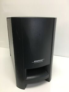 Bose Ps3 2 1 Ii Powered Speaker System Subwoofer C088 Ebay