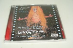 Shaggy 2 Dope  ICP Keep it Scrubbin' CD Single Insane Clown Posse Twiztid NEW