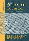 The Professional Counselor: A Process Guide to Helping by Sherry Cormier, Harold L. Hackney (Hardback, 2008)