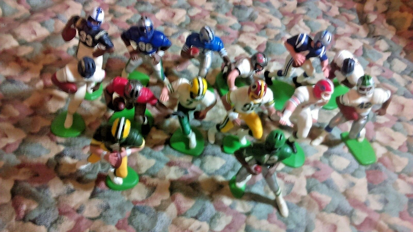 Lot of 14   Baseball Players Action Figures Toys  NFLP Gift For Kids