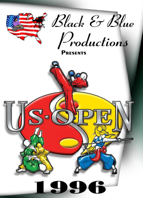 1996 U. S. Open Karate Championships tournament DVD