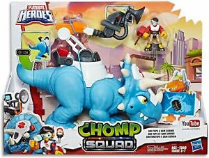 Playskool-Heroes-Chomp-Squad-Doc-Tops-Dino-Sam-Scrubs-Ages-3-Toy-Dinosaur-Play