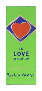 Yves-Saint-Laurent-In-Love-Again-Eau-De-Toilette-Spray-3-3oz-100ml-New-In-Box