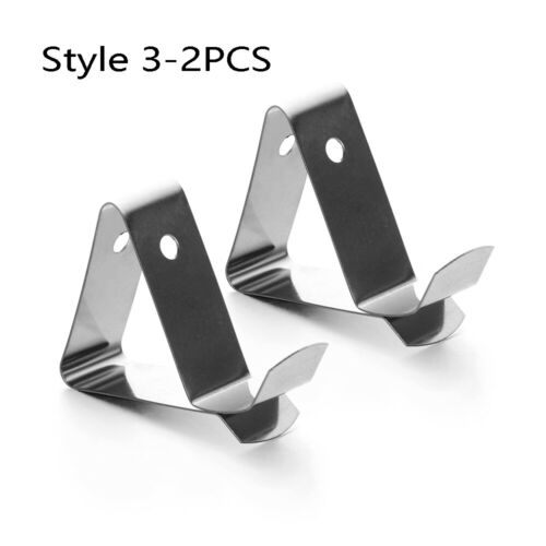 Accessories Probe Clips Stainless Steel Preventing  Scald Thermometer Clip