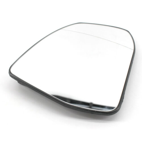 HIgh Rear Mirror Heated Glass White fit for Ford Focus Passanger Side 12-14