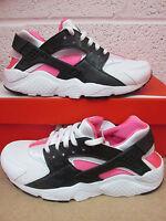 Nike Huarache Run (gs) Trainers 654280 104 Sneakers Shoes