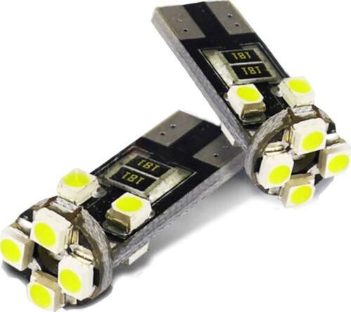Lot de 1 à 20 AMPOULES LED W5W T10 Canbus ANTI ERREUR ODB 6500k XENON veilleuse