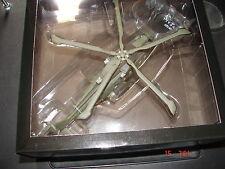 Skyfall model helicopter James Bond 007  Agusta westland  1/100