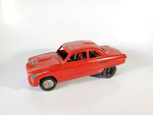 AMT '49 Ford Gasser Lil Mite Moon Equipped Built Model Kit Original Issue