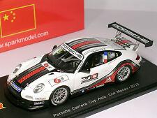 Porsche 997 GT3 #3 Sebastien Loeb Carrera Cup Macau 2013 - Spark 1/43 (SA042)