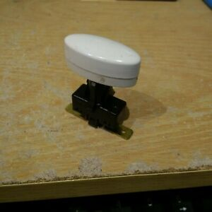 CREDA SIMPLICITY T520VW - Tumble Dryer Low/High Heat Switch Button - Working