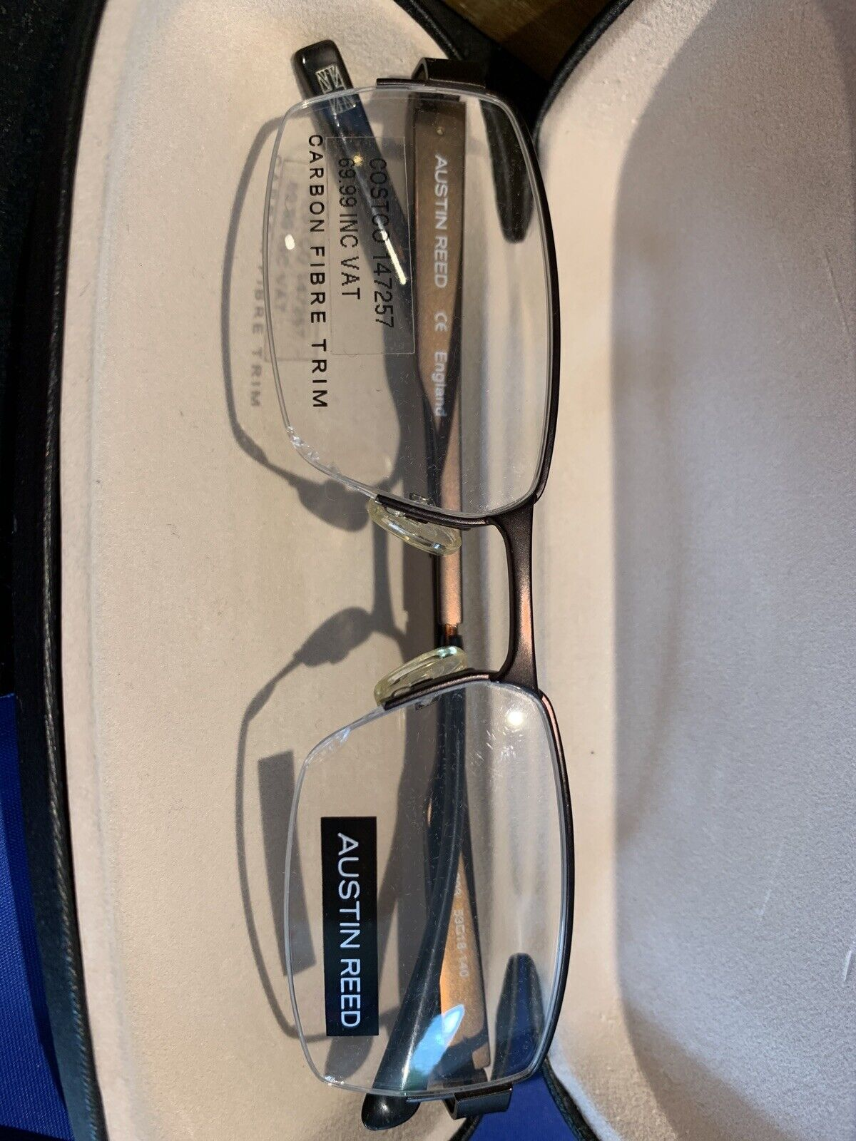 Austin Reed Ar S04 Shoreditch Glasses Frames Without Case And Cloth For Sale Ebay