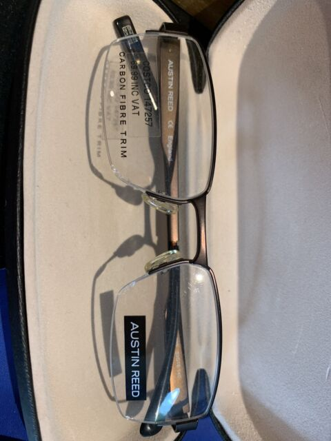 Mens Austin Reed Cambridge Optical Reading Glasses Frames Ar W05 54 17 140 For Sale Ebay