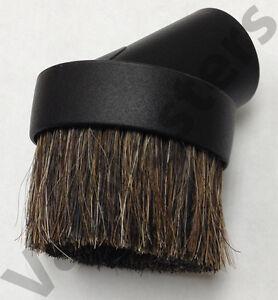 GENUINE Vacuflo central vacuum black Dusting Brush attachment Beam Nutone Hayden