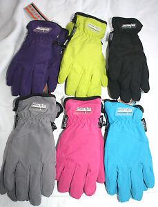 Gelernt Skihandschuhe, Wasserfest & Fell, Handschuhe Aus Schweden, Thermofibre !!! Neu