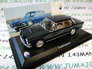 MAS7S-voiture-1-43-LEO-models-MASERATI-collection-Quattroporte-I-1963