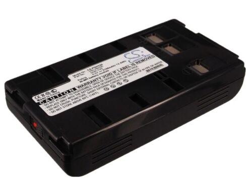 2100mAh baterías de actualización para JVC GR-AX920 GR-AX940U GR-AX930U GR-AX920U GR-AX94