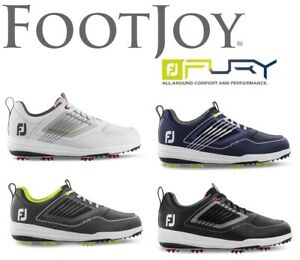 New Footjoy Mens Fury Golf Shoes Nib Choose Color Size Ebay