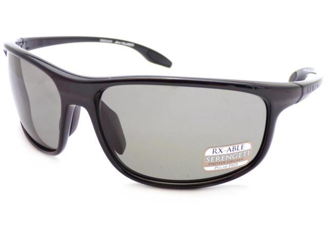 175f78d34aa Serengeti Eyewear Sunglasses Ponza 8619 Shiny Black CPG for sale ...
