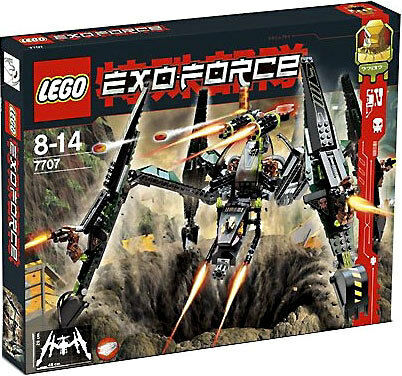 Lego 7707 - EXO Force Striking Venom