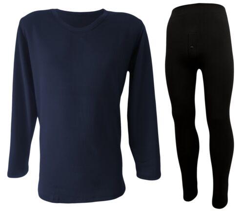 huge discount b8dbf 392a0 Funktionsunterwäsche Herren 1 Set Thermo-Leggings + Langarm Thermo-Shirt  Gr. 5-8 | eBay