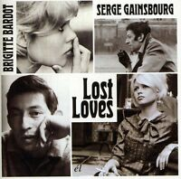Serge Gainsbourg - Lost Loves [new Cd]
