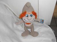 Smurfs Peyo Plush Hackus Red Hair Kellytoy 14
