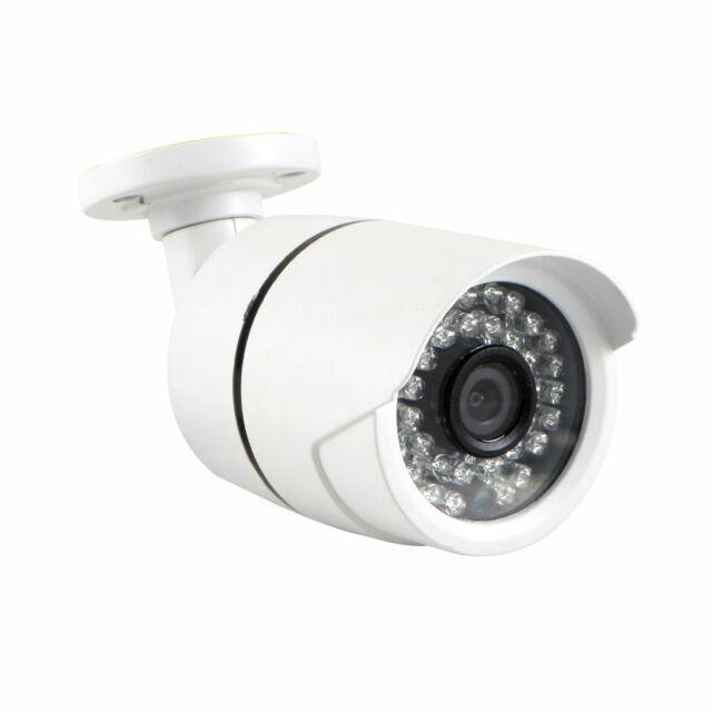 SUNCHAN 1080P AHD 2.0Megapixel Indoor Outdoor Bullet CCTV Night Security Camera