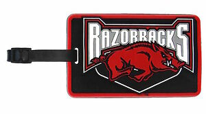 Arkansas-Razorbacks-ID-Tag-Travel-Bag-Tag-Luggage-Tag-NCAA