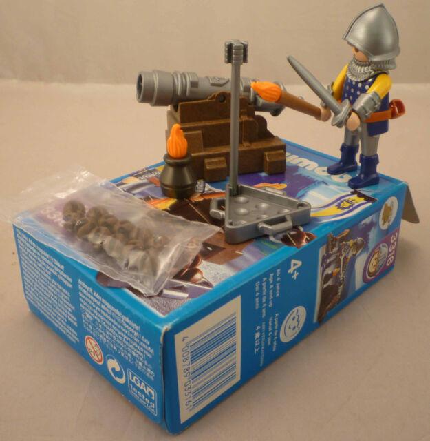 Playmobil Caballero Casco Templario Ordensritter Castillo Del Waffenkammer