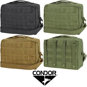Condor 137 Coyote Brown Tactical MOLLE PALS Utility Messenger Shoulder Bag