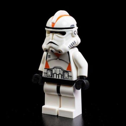 LEGO 212th Clone Commander Cody Custom EP3 PAD PRINTED Star Wars 7655 2005