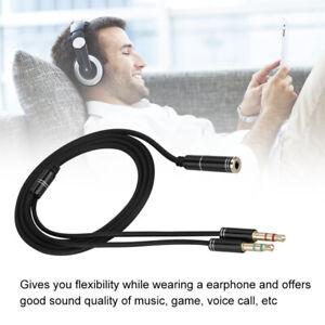 3-5mm-Audio-Mic-Splitter-Extension-Cable-Speaker-Earphone-Headphone-Adapter