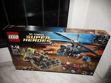 76054 Batman LEGO DC Super Heroes Scarecrows gefährliche Ernte Neu /& OVP