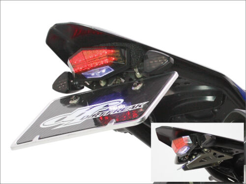 DRC LED Edge License Plate Tail Light WR250R WR250X WR250 WR 250R 250X 250 R X R