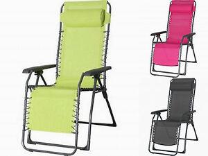 gartenstuhl garten liege sessel relaxsessel relaxstuhl relaxliege relax stuhl ebay. Black Bedroom Furniture Sets. Home Design Ideas