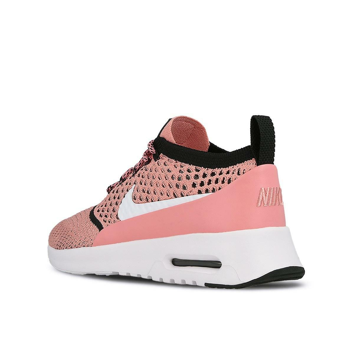 Womens NIKE AIR MAX THEA ULTRA ULTRA ULTRA FK Bright Melon Trainers 881175 800 c2c581