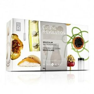 Molecule-R Cuisine R-Evolution Kit Molecular Gastronomy Cooking ...