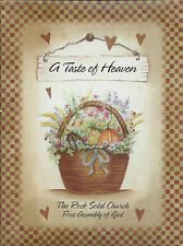 *CONWAY AR 2005 A TASTE OF HEAVEN COOK BOOK *FIRST ASSEMBLY OF GOD *ARKANSAS