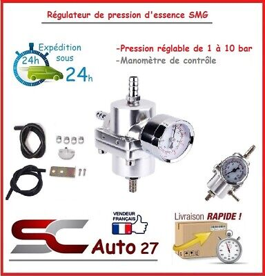 Régulateur de pression d/'essence SMG réglable convient astra,kadett,zafira,tigra