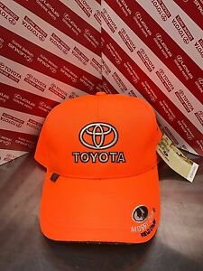 5b21dee1458 Image is loading NEW-TOYOTA-MOSSY-OAK-FIELD-STAFF-CAP-ADULT-