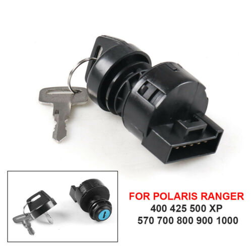 Ignition Key Switch for RZR XP 570 700 800 900 1000 Ranger Sportsman 2 Position