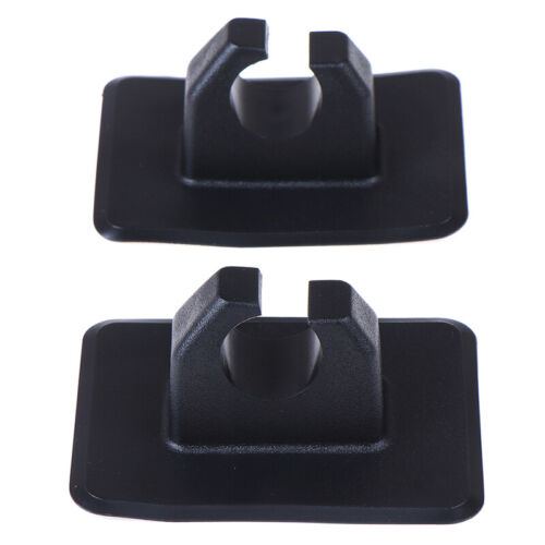 2pcs Paddle Clips Oar Rowing Pole Paddle Clips Holder Mount Patch Boat DinghAA8A