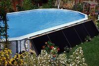 Fafco Solar Bear 4'x20' Swimming Pool Heater Panel 2016