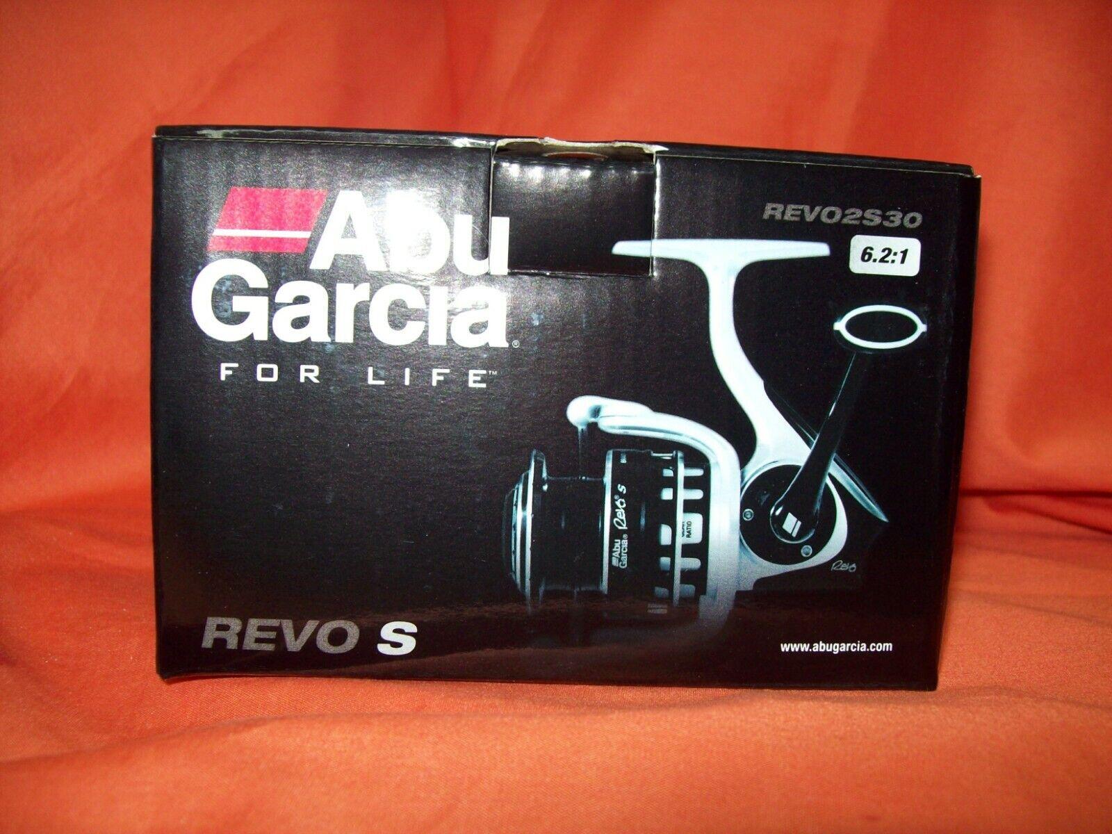 ABU GARCIA REVO S SPINNING REEL 6.2 1 GR REVO2S30 1365353